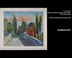 Today's featured #UMUCArt piece can be seen at the #UMUC Adelphi campus.