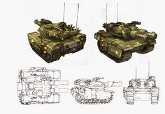 -Blog-: Back to tanks