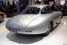 1952 Mercedes-Benz 300 SL prototype