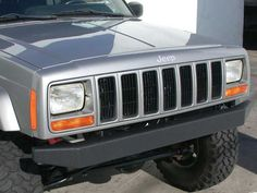Olympic Products Cherokee Front Bumper w/o Hitch for Jeep Cherokee XJ Modificaciones Jeep Xj, Jeep Xj Mods, Native American Proverb, American Symbols, American Indians, 2001 Jeep Cherokee, Jeep Bumpers, Jeep Life, Cool Things To Buy
