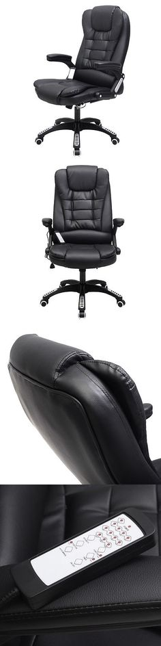 Office Furniture Executive Ergonomic Computer Desk Massage Chair Vibrating Home Office New Buy