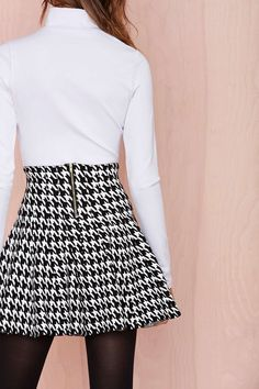 Hounding Me Skirt   Shop What's New at Nasty Gal