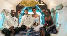#Barbados - close to perfection...far from ordinary! Here's a unique way to tie the knot #onlyinbarbados