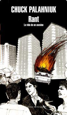 Rant | Spain #chuckpalahniuk