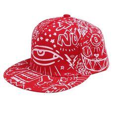 hip hop baseball cap snapback hats for men women,3 eye cat demon print & diamond & Cross snap back flat strapback,bone masculino