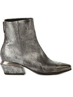 Vic Matie metal toe ankle boots