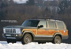 Will be made in Michigan! Jeep will dust off the Grand Wagoneer nameplate in 2018 with a seven or eight-seater model underpinned by the new Grand Cherokee. Waiting List, here I come! Description from autoevolution.com. I searched for this on bing.com/images