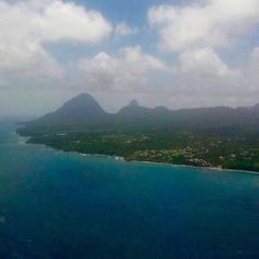 """Here I come St Lucia"" - Fran  #stlucia #pitons #island"
