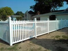 Extending an existing fence can be hard work, especially if you're trying to match old materials. But the extra effort is worth it! Hard Work, Over The Years, Fence, Effort, Canning, Landscape, Outdoor Decor, Projects, Home Decor