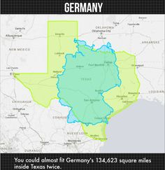 I have to pin this, since I'm from Texas but born in Germany.  My Dad was in the Army and we moved here when I was 3 months old!!!