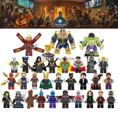 Temperate Single Sale Star Wars Superhero Marvel Avengers Cole Ninja Movie Building Blocks Action Model Bricks Toys For Children For Fast Shipping Model Building Blocks