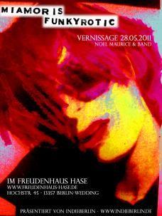 funkyrotic exhibition invite