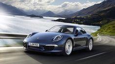 Ein Porsche eben - der 911 Carrera S.  Credit: Porsche/Werk