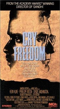Cry Freedom (1987) Poster
