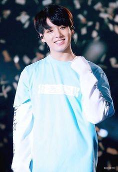 His cute little smile