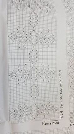 Nice embroidery stitch towel with pattern schema. Weaving Patterns, Craft Patterns, Crochet Patterns, Easy Cross Stitch Patterns, Simple Cross Stitch, Filet Crochet, Diy Crafts New, Cross Stitch Embroidery, Hand Embroidery