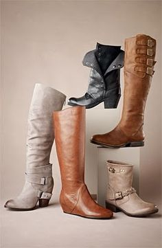Fall boots!