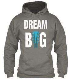 Dream G B   Charcoal T-Shirt Front
