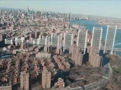 The Manhattan That Never Was:  Paul Rudolph's LOMEX