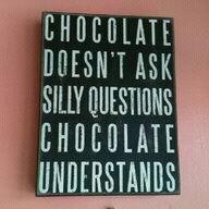 Oh, Chocolate...
