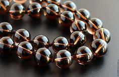 Купить РАУХТОПАЗ (Smoky TOPAZ) - ( ИНДИЯ ).12мм - №118 - коричневый, раухтопаз, камни