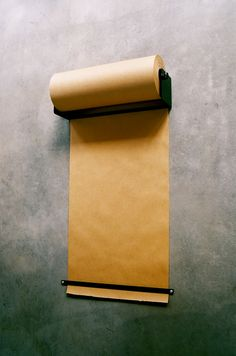 The Design Chaser _ Wall Mounted Paper Roller