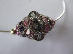 Schmuckanhänger - Solo-Perle aus Swarovski - ein Designerstück von SandraEbRi bei DaWanda