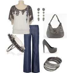 Outfit, created by brandy-bozeman-dyess