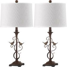 """Birdsong 28"""" Table Lamps (Set of 2) (Set of 2)"""