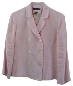 Lauren Ralph Lauren Pink Jacket. Free shipping and guaranteed authenticity on Lauren Ralph Lauren Pink Jacket at Tradesy. Pretty in Pink.......Absolutely fab, Pink Ralph La...