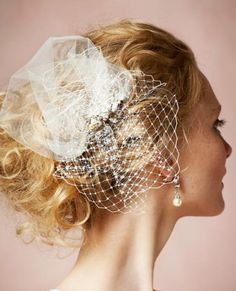 No Veil, No Problem! Check Out Our Favorite Headpiece Alternatives to Wear at Your Wedding   InStyle.com Colette Comb, $220; BHLDN.com