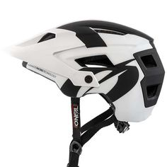 O Neal Defender 2 Enduro Style Mountain Bike MTB Bicycle Helmet Black ONeal 9776c1c3f11a
