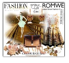 """Romwe 6"" by dinka1-749 ❤ liked on Polyvore featuring Zara, Christian Louboutin and vintage"