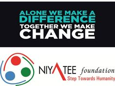 Thought from http://www.niyateefoundation.org