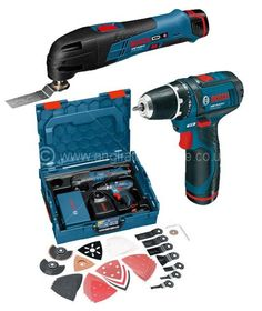 bosch multi tool and drill/driver