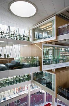 Interior Architecture: NZI Centre, Jasmax Limited