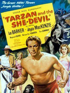 Tarzan at the Movies: A History on Film | Mana Pop