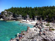 Bruce Peninsula National Park National Parks, River, Outdoor, Outdoors, Outdoor Games, Outdoor Living, Rivers, State Parks