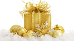 yellow christmas - Google Search
