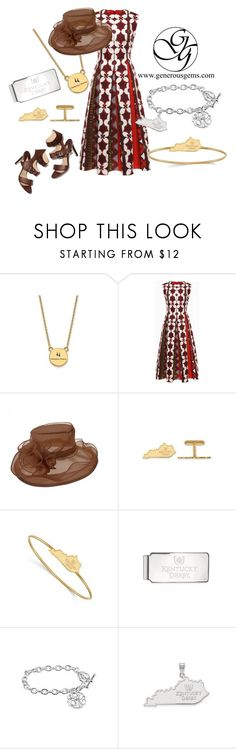 """""""Kentucky Derby by GenerousGems.com"""" by generousgems ❤ liked on Polyvore featuring Valentino"""