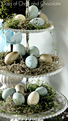 Touches of Spring Decor