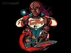 Teen Worf bwahahaha!