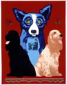 blue dog classic
