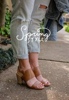 fabecf0857 Styled  Spring Style with Born and Zappos Spring Fashion