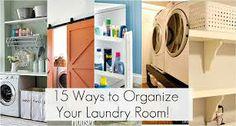 laundry room pinterest - Buscar con Google