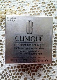 Kaufe meinen Artikel bei #Kleiderkreisel http://www.kleiderkreisel.de/kosmetik/kosmetik/140942393-clinique-smart-night-feuchtigkeitspflege-50ml