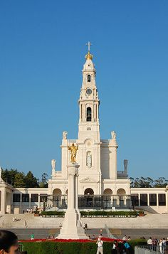 Shrine of Our Lady of Fatima, Portugal