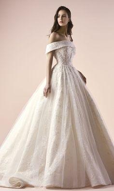 Saiid Kobeisy 2018 Wedding Dresses   Hi Miss Puff - Part 4