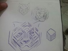Concept sketches part 1 (slightly inebriated while drawing; not very well drawn)