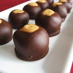Buckeye Cookies III Recipe